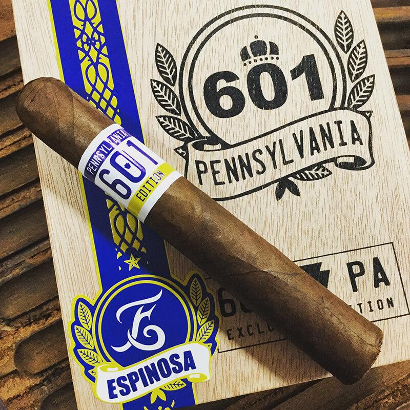 Espinosa Cigars - 601 Pennsylvania Edition