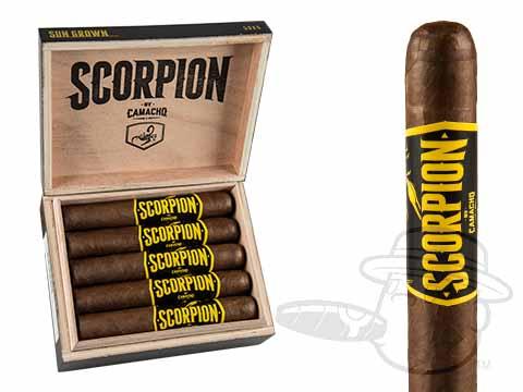 Camacho Scorpion Sungrown Robusto