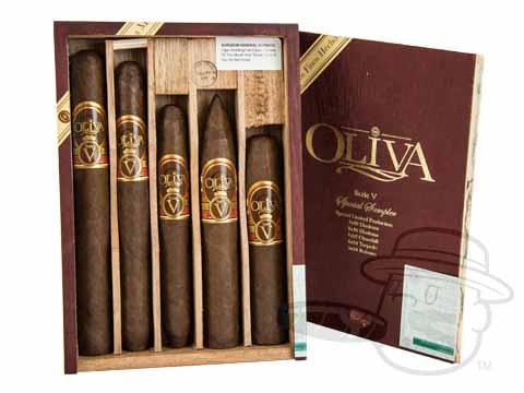 Oliva Serie V Sampler