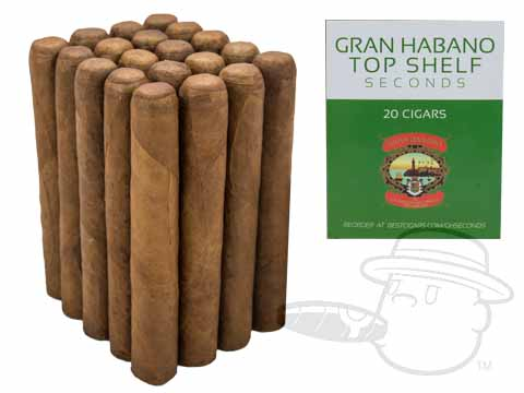 Gran Habano - Top Shelf Seconds Cigars