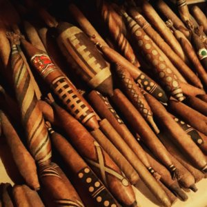 Various Fuente Factory Cigars