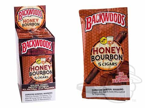 Honey Bourbon Backwoods