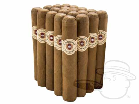 Alec Bradley Occidental Reserve Cigars