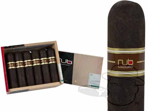 Nub Maduro 460 Cigars