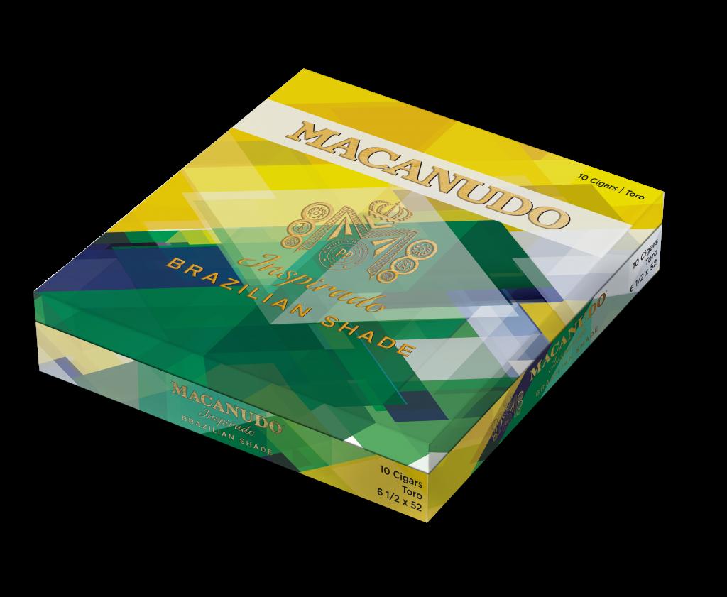 Box of Macanudo Inspirado Brazilian Shade